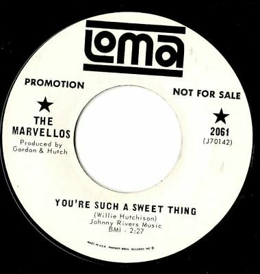 soul northern soul popcorn Marvellos You're such a sweet thing MINT-