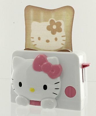 Hello Kitty Memo Pad 100 Sheets Toaster