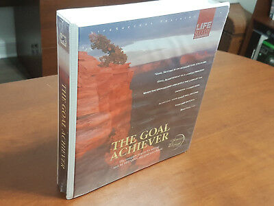 The Goal Achiever By Bob Proctor 8 CD Set Workbook (Retail $195) NEW!!