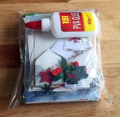 Card Making Taster Kit – Christmas – Everything You Need!