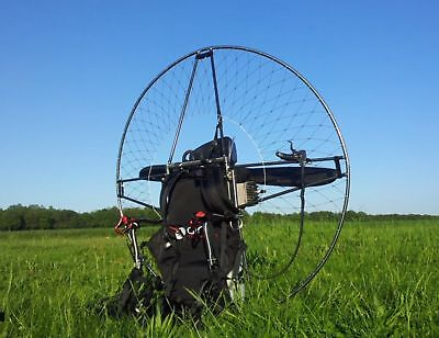Paramotor Air Conception Ultra 130, Electric Start, Clutched - The Lightest PPG