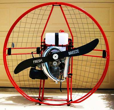 Powered Paraglider & Lifetime Free Training Nationwide