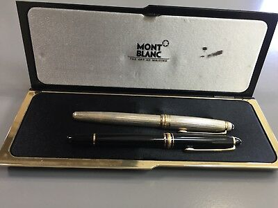 Montblanc pens — TWO!!