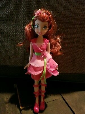 "Disney Tinkerbell Fairy Friends 9"" Doll Without Wings"