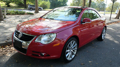 2007 Volkswagen Eos Sport Convertible 31,000 miles! NO RESERVE! ONE OWNER, only 31,000 miles, dealer serviced, sport package,loaded!