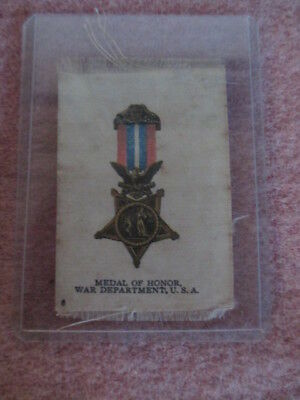 1896 To 1903 Medal Of Honor Cloth Swatch