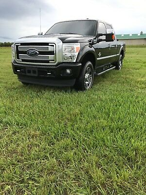 2016 Ford F-250  2016 Ford Platinum F-250 Like new