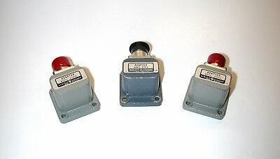 Lot of 3 HP X281A Waveguide Adapters