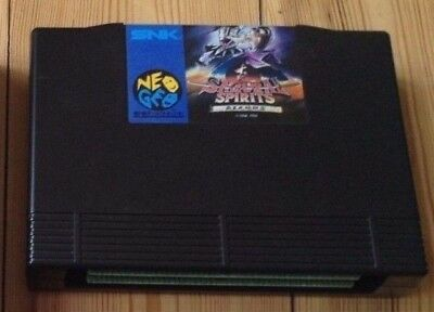 Samurai Shodown 2 Spirits Neo Geo Aes Snk In Box Japan Original Game Uk Post