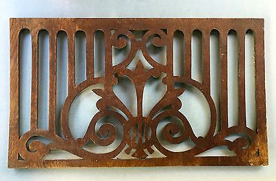 Phonograph Gramophone Fretwork Grill Edison Or Other
