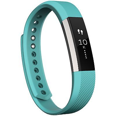 Fitbit Alta Activity and Sleep Large Wristband - Teal.