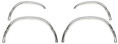 ICI (Innovative Creations) FOR-046 Stainless Steel Fender Trim