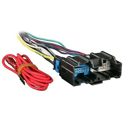 Metra 70-2105 TURBOWire; Wire Harness Fits 07-10 Aveo G3 Vibe