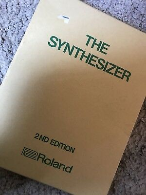 Roland The Synthesiser - 2nd Edition and ARP Odyssey Guide