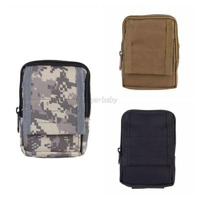 Waterproof Outdoor Tactical Bag Waist Fanny Pack Camping Military Army Bag Pouch