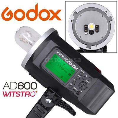 Godox WITSTRO AD600BM 600WS HSS 1/8000s Flash Strobe With 8700mAh Li-ion Battery