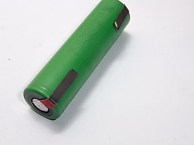 1 Batteria/battery Sony Konion US18650-VTC5  3,6/3,7V TABS/ALETTE