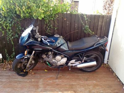 yamaha xj600 diversion spares or repair project
