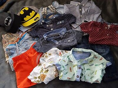 baby boy clothes 3-6 months all NEXT FAB CONDITION BUNDLE