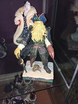 Disney Traditions Pirates Of The Caribbean Davy Jones Boxed US exclusive Villain