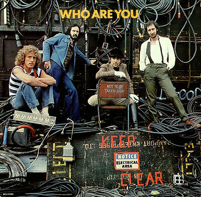 The Who- Who Are You - Audiophile 180 Gram Vinyl Lp