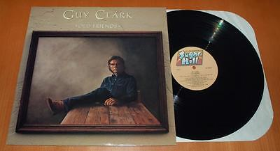 Guy Clark - Old Friends - 1988 US Sugar Hill Vinyl LP