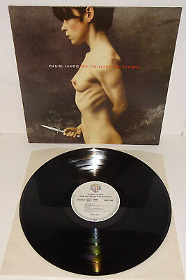DANIEL LANOIS FOR THE BEAUTY OF WYNONA 1993 WARNER BROS. 1st issue LP - UNPLAYED