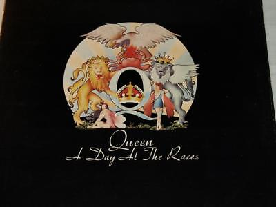 Queen, A Day At The Races, Factory Sample 1976 1St Press, Immaculate, Near Mint!