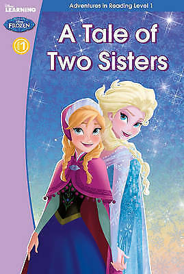 Frozen: A Tale of Two Sisters (Level 1): Level 1 by Scholastic (Hardback)-G069