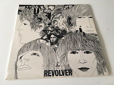 The Beatles Revolver Vinyl