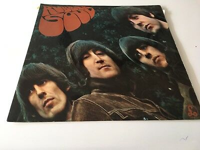 The Beatles Rubber Soul Vinyl