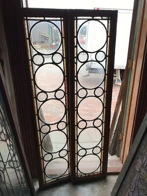 Sg 1580 2 Available Price Each Leaded Window 15 X 63.25