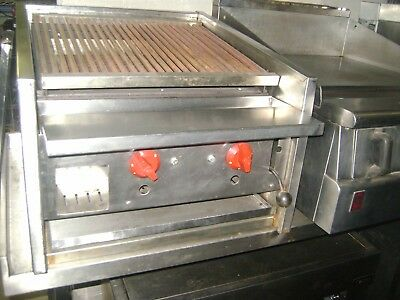 Archway 2 burner gas charcoal grill