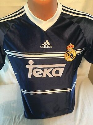 Maillot Foot Ancien Réal Madrid Taille 16/ S