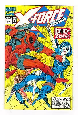 X-FORCE 11  DOMINO (APPEARANCE in 2nd DEADPOOL MOVIE) FREE SHIPPING *
