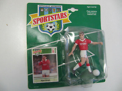 Vintage Sportstars Figure (1989) Nottingham Forest - Nigel Clough