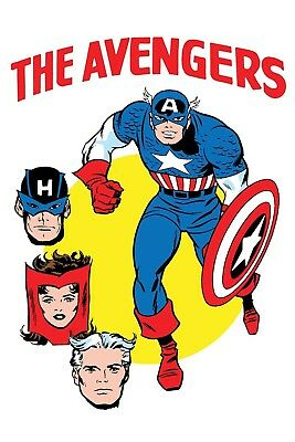 Avengers #672 Kirby Heck 1965 T-Shirt Variant Cover Edition