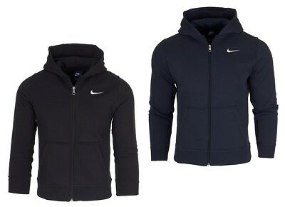 Nike Boys Junior fleece Full Zip Hoodie