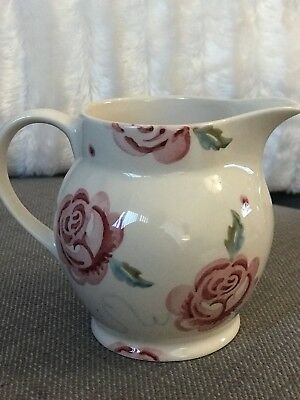 Emma Bridgewater Rose And Bee  1/4 Pint Jug