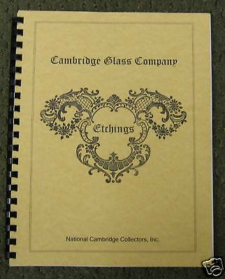 BOOK -  Etchings by Cambridge: Volume I by NCC, Inc.