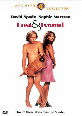 Lost and Found - DVD - 1999 - David Spade - Sophie Marceau  MOD  DVDR
