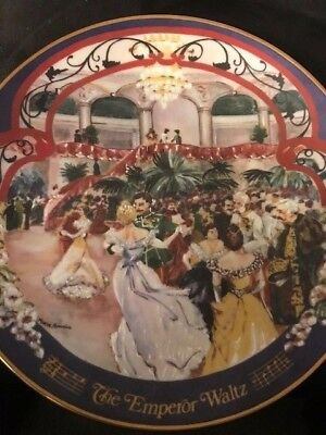 1980 The Emperor Waltz  Marca America First Edition FREE SHIPPING