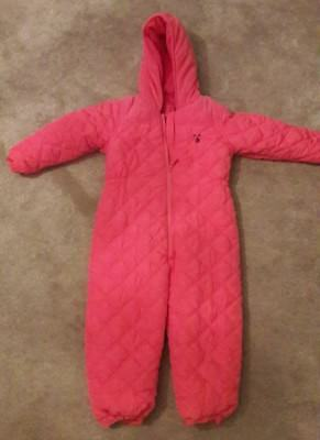 girls next snowsuit 4 -5 years