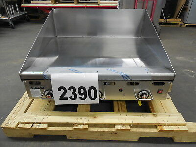 "2390-New S/D - Vulcan 36"" Griddle, Thermostat, Elec ignition Model: 936RX-CH1"