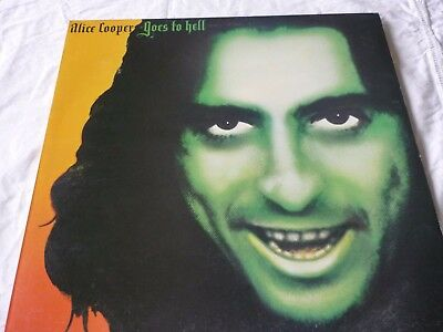 Alice Cooper Goes To Hell Lp