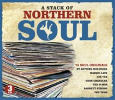 Various Artists-A Stack of Northern Soul  (US IMPORT)  CD / Box Set NEW