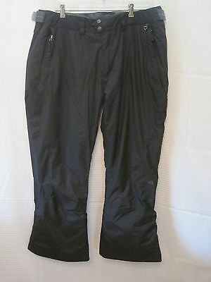 Women's Black Nike ACG FitStorm 3 Outer Layer Ski Snow Pants- Size XL