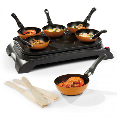 Domo DO8706W Party Wok Set