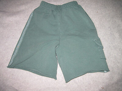 Matilda Jane Green Cargo pocket Straightees Cropped Pants Size 18 Months EUC!