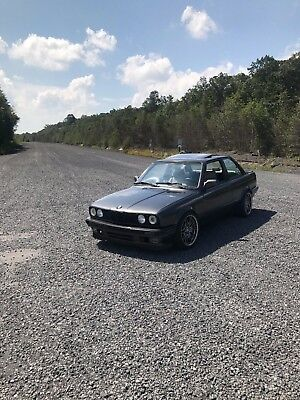 1988 BMW 3-Series  1988 M52 swapped E30